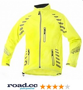 Altura Night Vision Evo Jacket Yellow