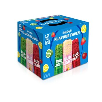 12C Bud Light Flavour Faves