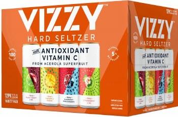 12C Vizzy Hard Seltzer