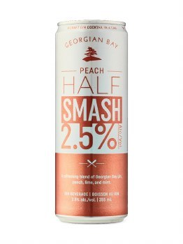 4C Georgian Bay Peach Half Smash