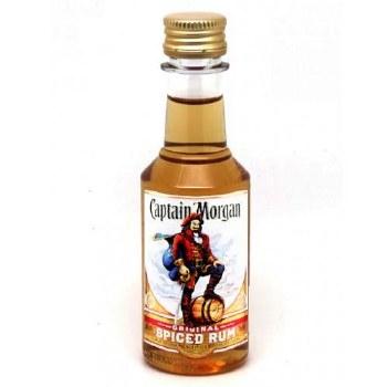 Captain Morgan Spiced Rum -50ml