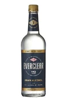 Everclear -750ml