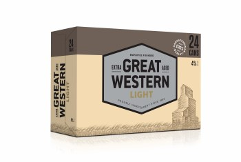 24c Great Western Light