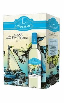 Lindeman's Bi n 85 Pinot Grigio -3000ml
