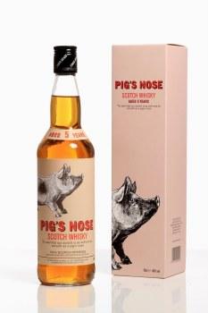 Pig's Nose Scotch - 750ml