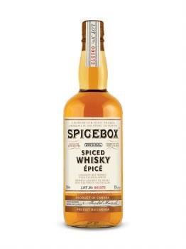 Spicebox Spiced Whiskey -750ml