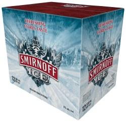 12b Smirnoff Ice