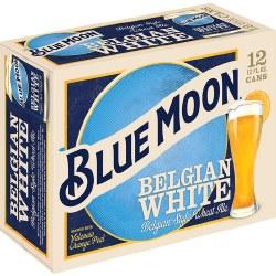 12c Belgian Moon White