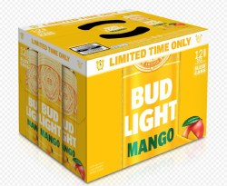 12C Bud Light Mango