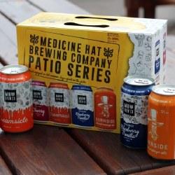 12C Medicine Hat Patio Series