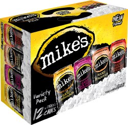 12c Mike's Variety Pack