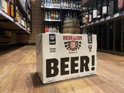 12C Rebellion Beer -473ml