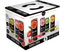 12C Social Lite Vodka Soda Mix