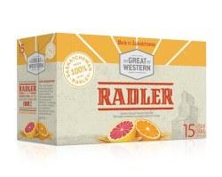 15c Great West Radler