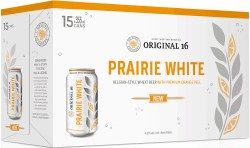 15c Original 16 Prairie White