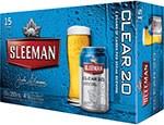 15C Sleeman Clear