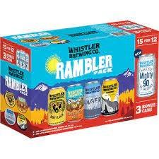 15C Whistler Rambler Pack