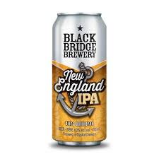 1C Black Bridge New England IPA -473ml