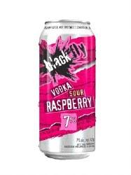 1C Black Fly Sour Raspberry -473ml