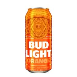 1c Bud Light Orange- 473ml