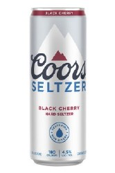 1C Coors Blackcherry Seltzer -473ml