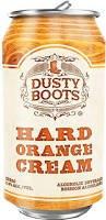 1C Dusty Boots Hard Orange Cream