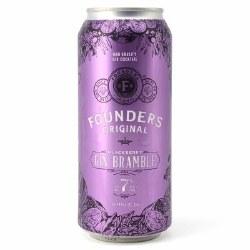 1C Founder's Blackberry Gin Bramble-473ml
