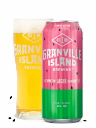 1C Granville Island Watermelon Lager