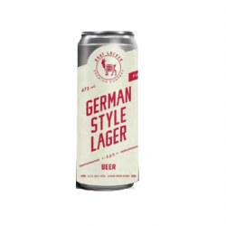 1C Goat Locker Brewing German Style Lager -473ml