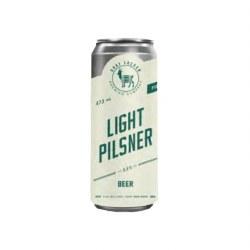 1C Goat Locker Brewing Light Pilsner -473ml