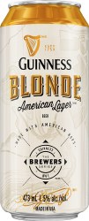 1c Guinness Blonde- 473ml