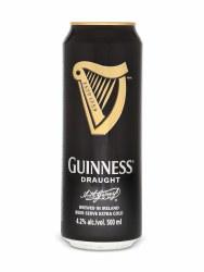 1c Guinness Draught- 500ml