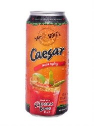 1C Matt & Steve's Caesar Hot & Spicy -473ml