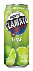 1C Mott's Lime -458ml