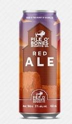 1C Pile O Bones Red Ale -473ml