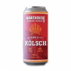 1C Queen City Kolsch -473ml