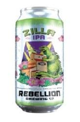1C Rebellion Zila IPA -473ml