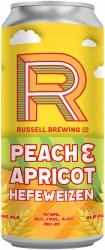 Russell Peach & Apricot Hefeweizen -473ml