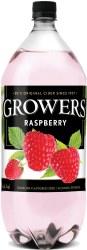 2l Growers Raspberry Cider