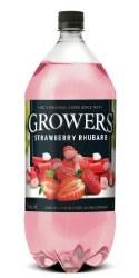 2l Growers Strawberry Rhubarb