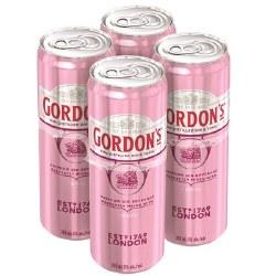 4c Gordon's Pink Gin & Tonic
