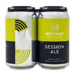 4C Nokomis Session Ale