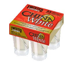 4p Twisted Shotz China White