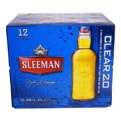 12B Sleeman Clear 2.0