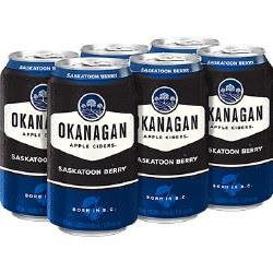 6C Okanagan Saskatoon Berry