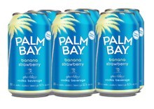 6C Palm Bay Banana Strawberry