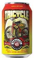 6C Parallel 49 Tricycle