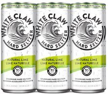 6C White Claw Natural Lime