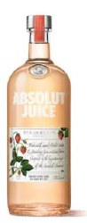 Absolut Juice Strawberry -750ml