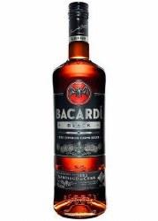 Bacardi Black (import) - 750ml